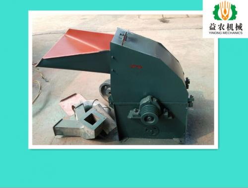 益农家用小型饲料粉碎机使用操作