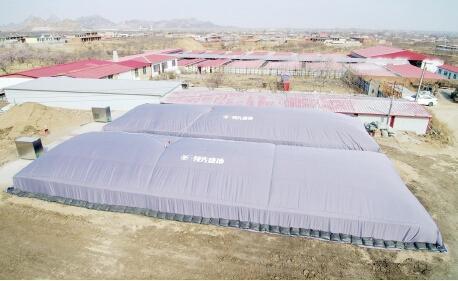 綠色堆肥裝備技術讓禽畜糞污'變身'綠色肥料