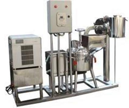 实验室超微粉碎机的原理、特点及应用