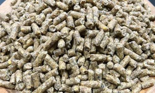 饲料颗粒是如何加工出来的?