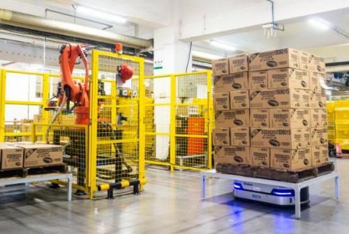 搬運碼垛機器人的特性和運用方式