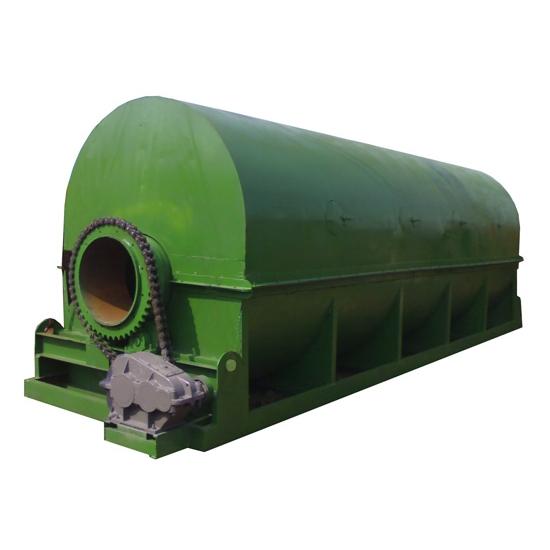 热风管束干燥机