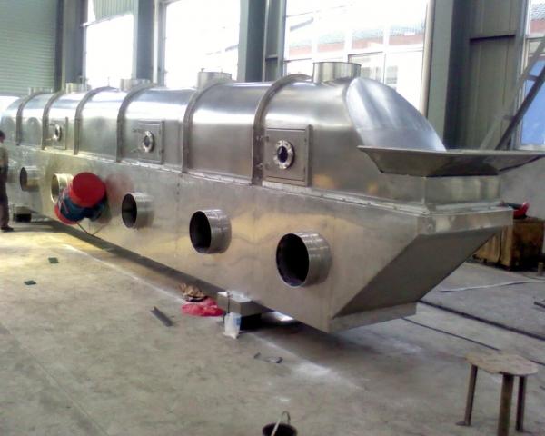 干燥设备-ZLG振动流化床干燥机