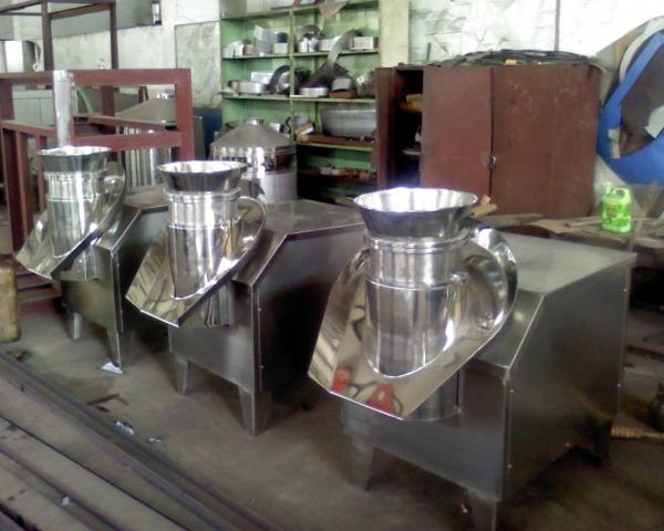 造粒机设备-ZL型旋转式制粒机