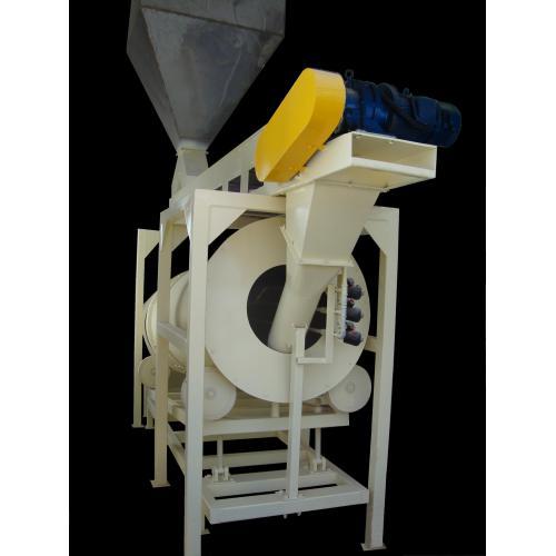 滚筒油脂喷涂机