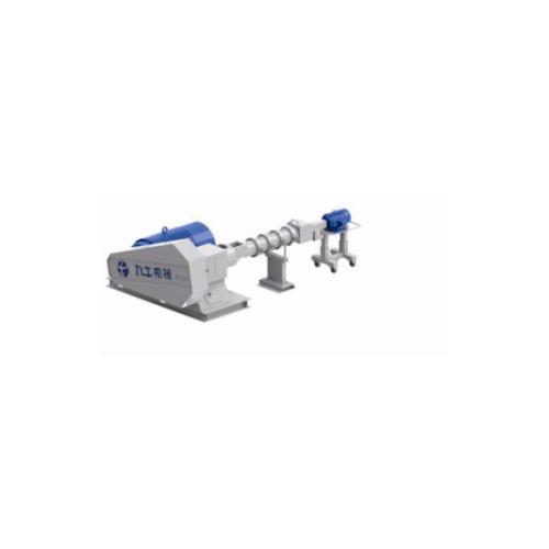 原料处理膨化机