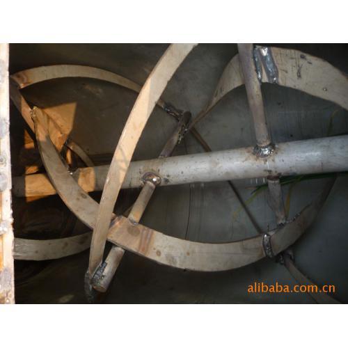混合设备-卧式螺带混合机