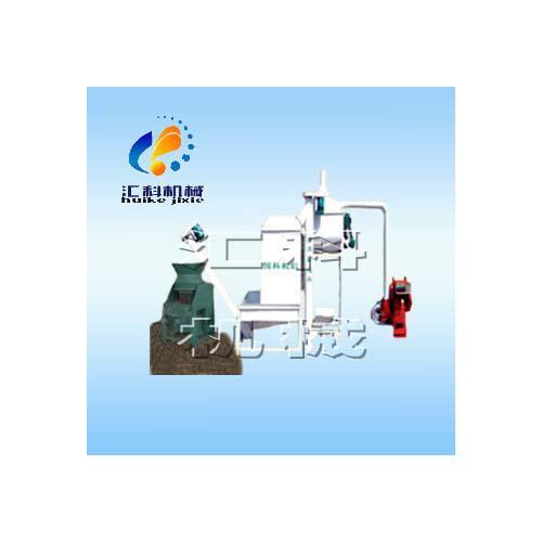 ZX—Ⅰ秸秆燃料压块机机组