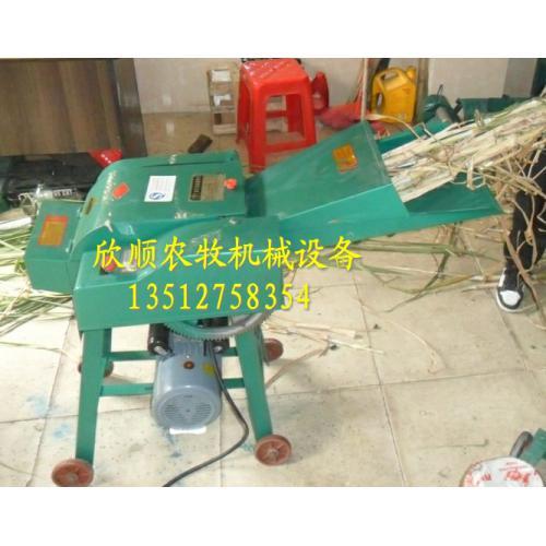 9CFZ-40多功能铡草粉碎机