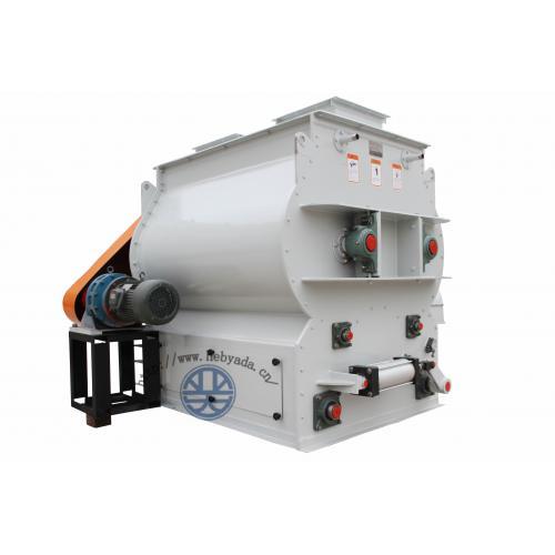 SSHJ1型双轴高效混合机