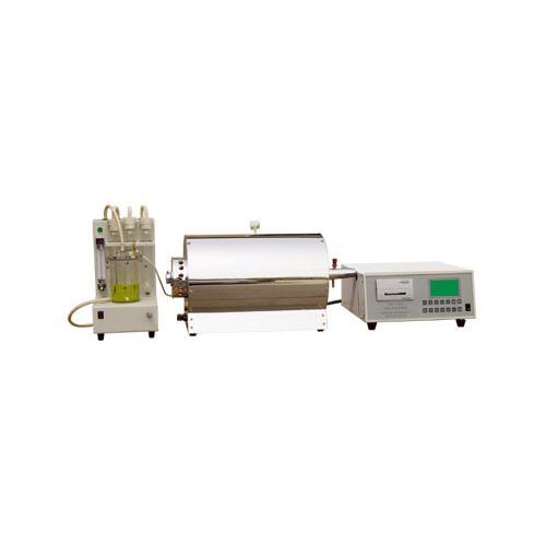 纸箱包装厂煤炭硫份检验测定硫仪