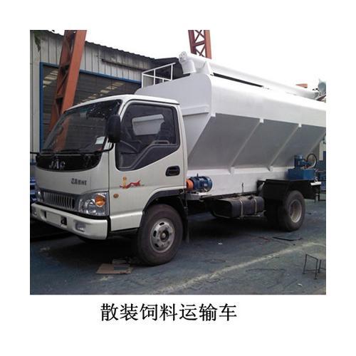 散装饲料运输车价格
