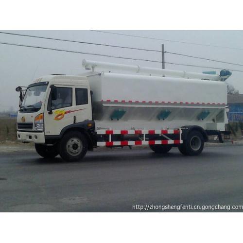 淄博中盛散装饲料运输车
