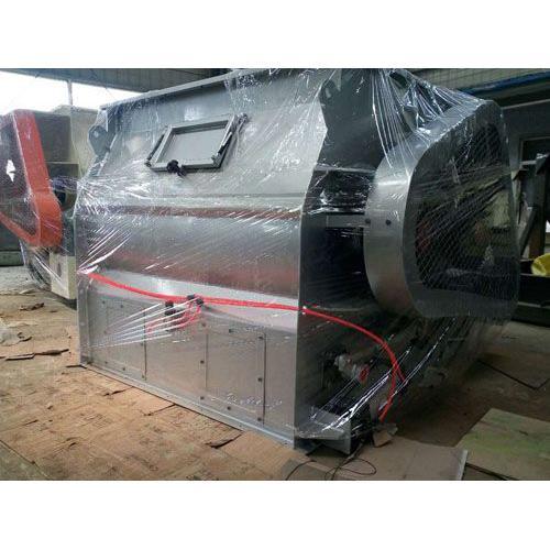 500公斤全不锈钢双轴桨叶混合机
