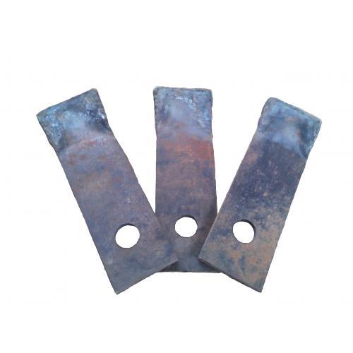 各种型号粉碎机配件—锤片、筛网