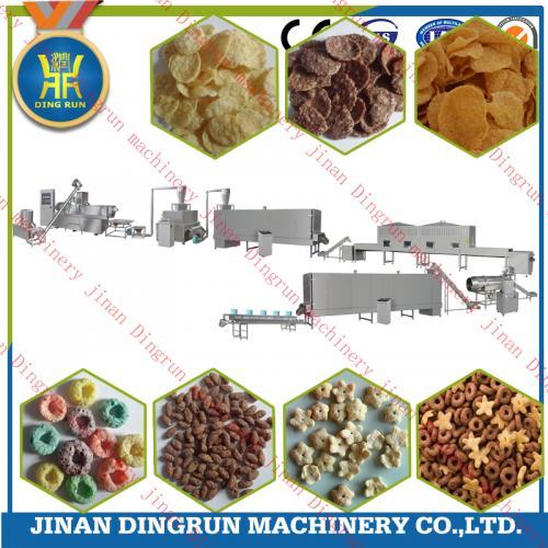玉米片生产设备,玉米片生产线,玉米片压片机