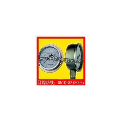 耐震全不锈钢压力表系列