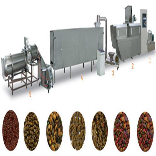 宠物食品生产线,宠物食品加工设备