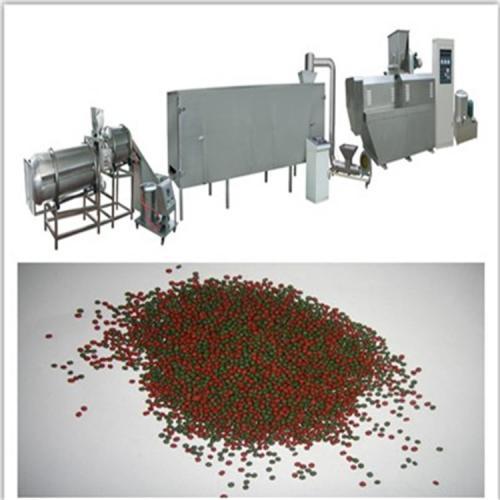 膨化饲料机械浮水漂浮鱼饲料膨化设备