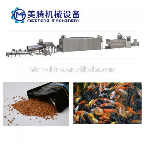 小型鱼饲料加工设备济南饲料机械
