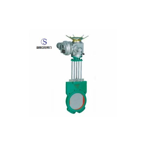 Z973X电动浆液阀刀型闸阀