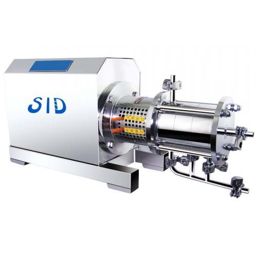 管线式三层高剪切乳化机