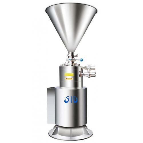 粉液高速混合分散机