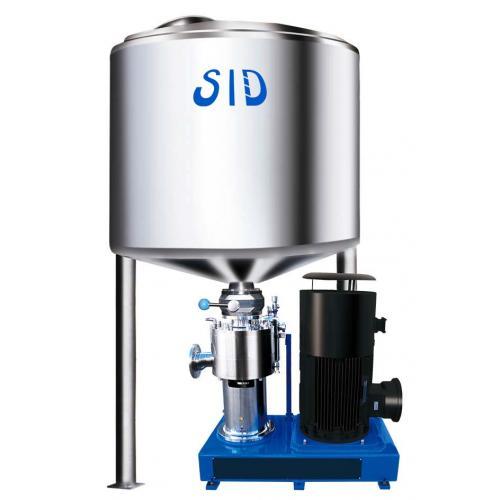 活性炭湿法胶体研磨机
