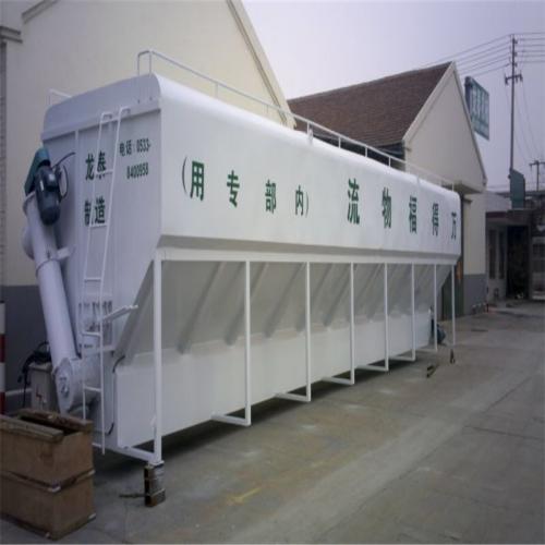 山东龙泰机械生产散装饲料运输车