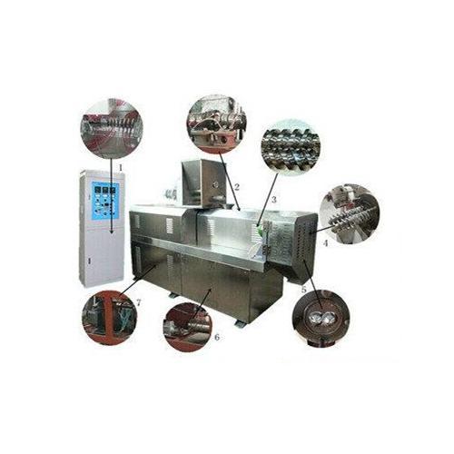 膨化饲料设备,膨化机,湿法膨化机