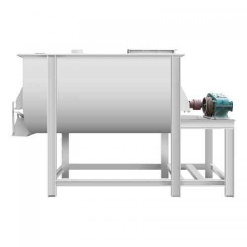 卧式饲料搅拌机 猪羊专用饲料搅拌机 养殖厂混合机